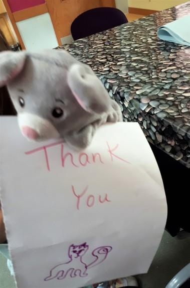 Gramp thankyou