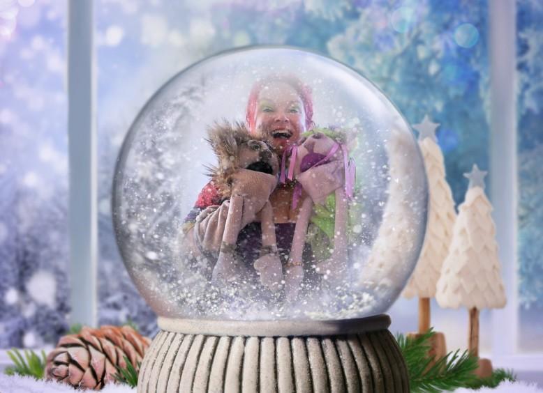 Christmas Fizzy Fuzzy Me